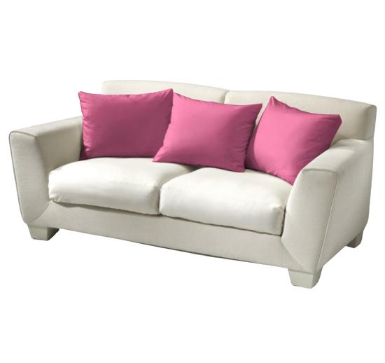 Obrázok z Povlak bavlna růžová 40x40 cm