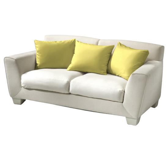 Obrázok z Povlak bavlna žlutá 40x40 cm
