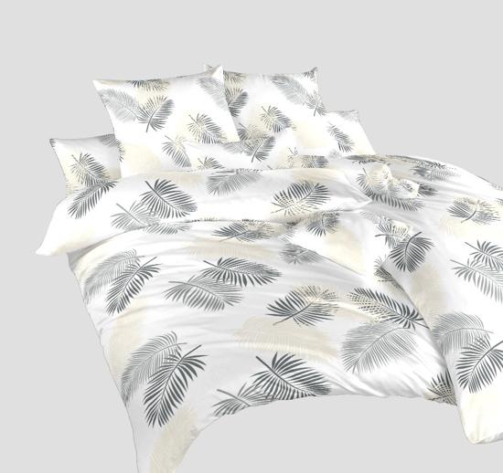 Obrázok z Povlečení bavlna Peříčka 240x200, 2x70x90 cm