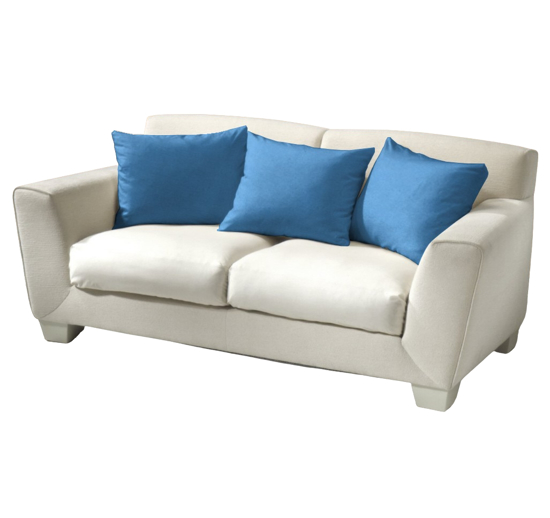 Obrázok z Povlak bavlna modrá 40x40 cm