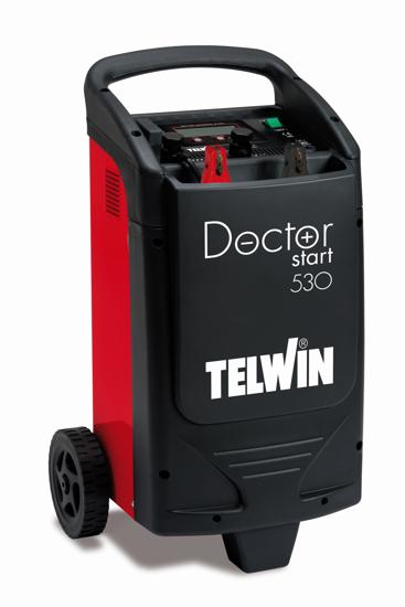 Obrázok z Štartovací vozík Doctor Start 530 Telwin