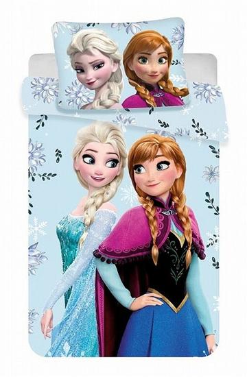 """Obrázok z Povlečení Frozen """"Floral 02"""" 140x200, 70x90 cm"""