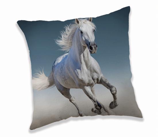 Obrázok z Polštářek White horse 40x40 cm