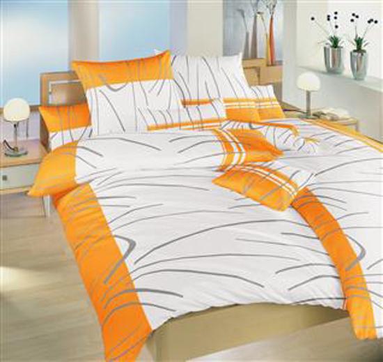 Obrázok z Povlečení bavlna Tenerife oranžové