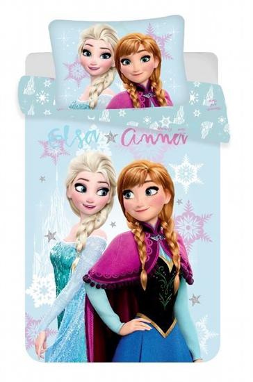 """Obrázok z Povlečení Frozen """"Light blue"""" 140x200, 70x90 cm"""