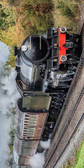 Obrázok z Osuška Parní vlak 70x140 cm