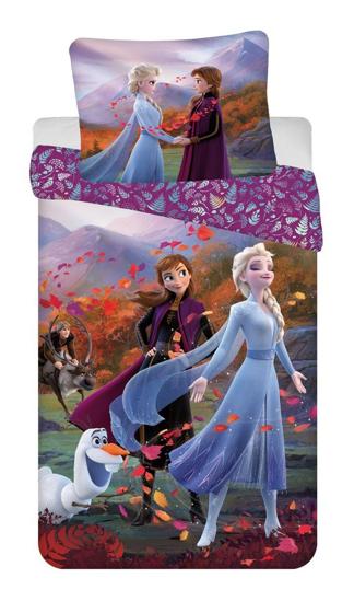 """Obrázok z Povlečení Frozen 2 """"Wind"""" 140x200, 70x90 cm"""