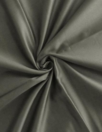Obrázok z Povlečení satén šedá 140x200, 70x90cm II.jakost
