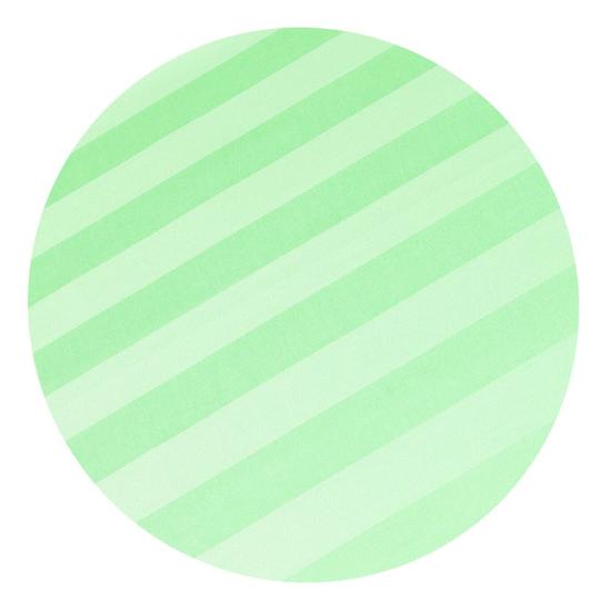Obrázok z Povlečení atlas grádl zelený proužek 2,5 cm 140x200, 70x90 cm