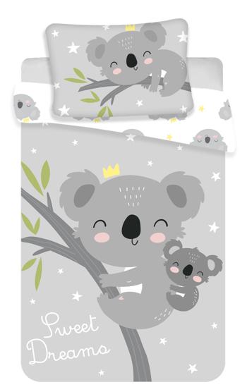 """Obrázok z Disney povlečení do postýlky Koala """"Sweet dreams"""" baby 100x135, 40x60 cm"""