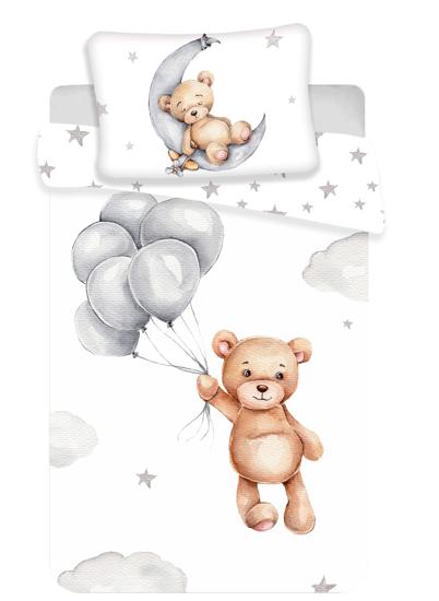 Obrázok z Disney povlečení do postýlky Medvídek baby 100x135, 40x60 cm