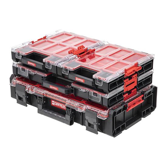 Obrázok z Organizér plastový set - M 2ks, L1ks, XL 1ks  Qbrick One