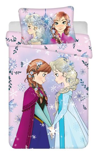 """Obrázok z Disney povlečení do postýlky Frozen 2 """"Pastel 02"""" baby 100x135, 60x40 cm"""